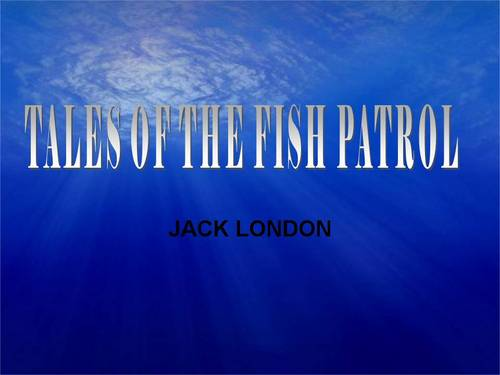 Product picture Tales of Fish Patrol ebook by JACK LONDON