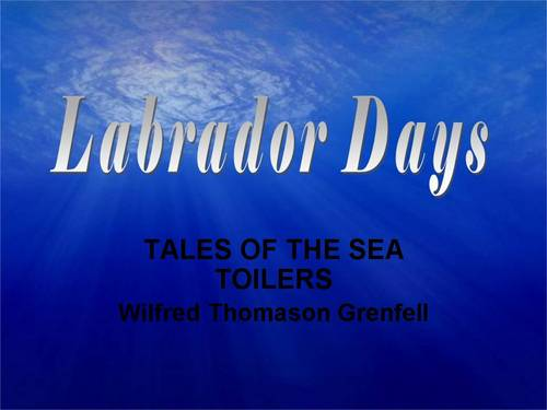 Product picture Labrador Days ebook by Wilfred Thomason Grenfell