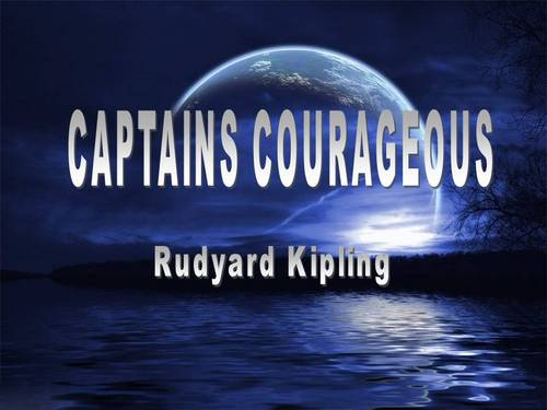 Product picture CAPTAINS COURAGEOUS ebook by Rudyard Kipling.pdf